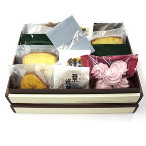 焼き菓子詰合せ(4,000円)