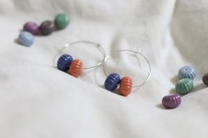 【各1点】2 colors wire piace