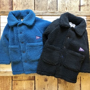 pony go round boa fleece coat