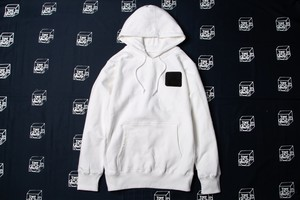WHITE BLACRASTY HOODY