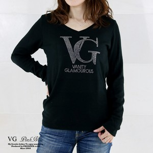 VGロゴストーンTシャツ【VA9571K】