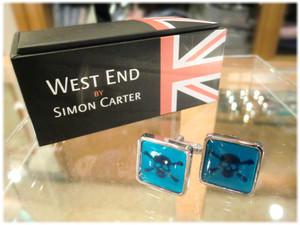 【SIMON CARTER】 サイモンカーター - London - カフス
