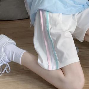 【送料無料】全4色♡カラーショートパンツ♡