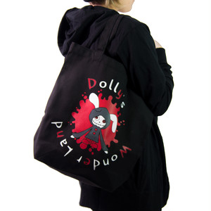 Dolly's Wonder Land Tote-Bag - [トートバッグ]