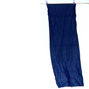 【Made in Japan 薄手 無地 手拭い 】日本製 手拭い 綿100% 90cm x 34cm 紺 ベージュ えびちゃ 便利