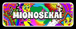 【ステッカー】MIONOSEKAI