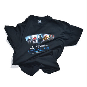 Used☆ PlayStation EXPERIENCE 2015 TEE