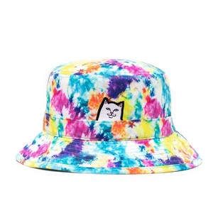 RIPNDIP - Lord Nermal Bucket Hat (Tie Dye)