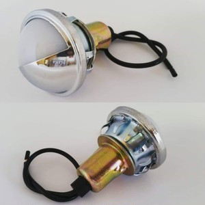 License Lamp Assembly