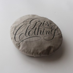 """GRIS 21SS Beret""""GRISS Clothing"""" Sサイズ (Grege) [DR21SS-AC001A]※メール便可"""