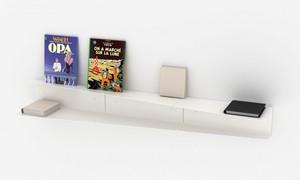 ETG Bookshelf white