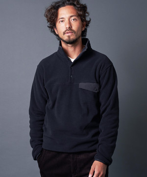 THIRMO FLEECE SNAP SHIRTS