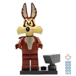 レゴ LEGO ミニフィグ ルーニーチューンズ ワイリー・コヨーテ