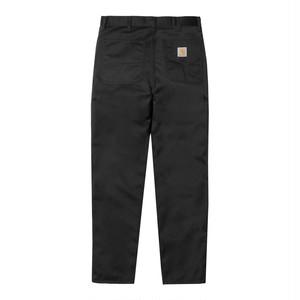 CARHARTT WIP SIMPLE PANT - BLACK