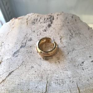 CALLMOON/コールムーン・Jupiter ear cuff in gold