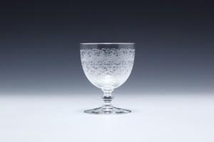③バカラ ローハン 赤ワイングラス  Baccara Rohan White Wine Glas