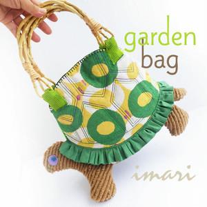 〜garden〜のそのそリクがめさんバッグ