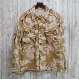 イギリス軍 デザートカモシャツ UK [C637]