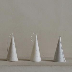 cone crayon candle 4colors / ヴィンテージ オブジェ 円錐 コーン アロマ キャンドル 韓国 北欧