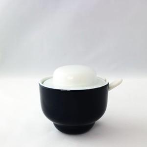 2016/ Pauline Deltour SugarPot φ9.8 x H10cm 有田焼 陶磁器 シュガーポット デザイナーズ ブランド シンプル  スタイリッシュ テーブルウェア フランス 北欧