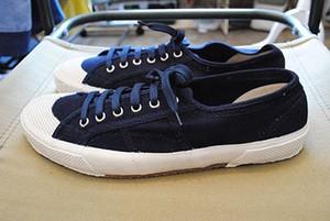 Italian marine shoes (dead stock)