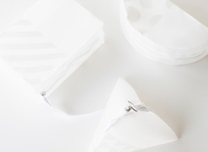 zero:pouch large(ポーチ L)SNOW:軽い 透ける 透明感 小物入れ