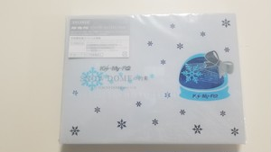 Kis-My-Ft2 SNOW DOMEの約束 IN TOKYO DOME 2013.11.16 初回限定盤 【DVD】