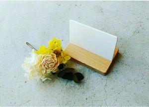 ceramic card aroma diffuser セラミックカードディフューザー