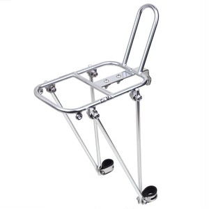 NITTO / M-1B front rack (silver)