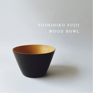 YOSHIHIKO FUJII ウッドボール(大)