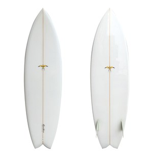 Hawaiian Pro Designs DT Twin Fish