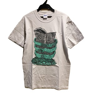 studio Zot Tシャツ (アイスグレー) designed by TETSUNORI TAWARAYA