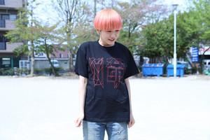 GYU革Tシャツ