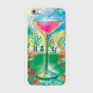 Blue Moon スマホケース iPhone6Plus/6sPlus 透明