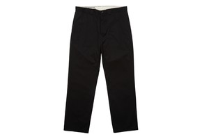 WHIMSY / CHINOS -BLACK-
