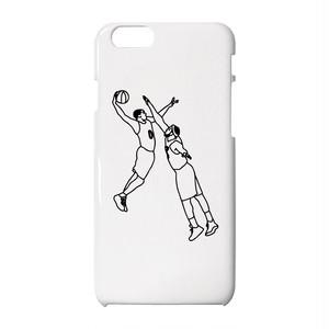 バスケ#5 iPhoneケース