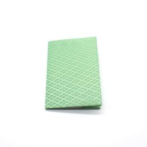 ブックカバー / coccala / 浅葱色 - Asagi (iro)