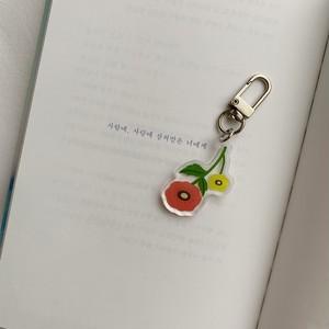 FLOWER (key ring)