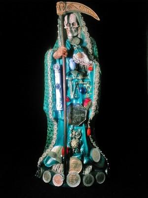santamuerte/ サンタムエルテ/ 死の聖母/ 大