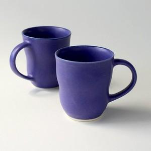 マグカップ No.8(茄子紺)