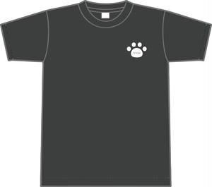 neko T-Shirt【チャコール】