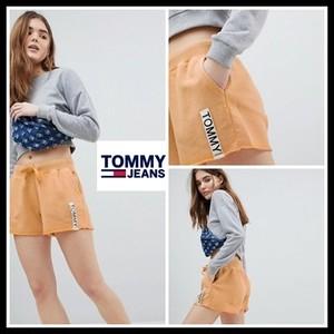 Tommy Jeans トミージーンズ スエット ショートパンツ