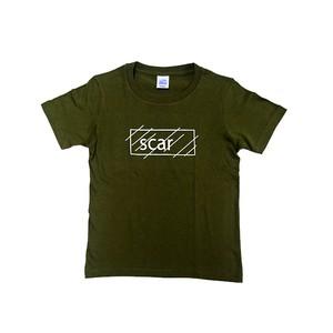 scar /////// OG KIDS TEE (City Green) 5.0oz (140サイズ)