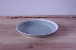 dishes 180plate (pistachio green)木村硝子店×イイホシユミコ