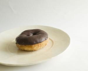 もちもち!天然酵母の有機チョコレート ドーナツ  国産小麦 vegan (10こ入り)