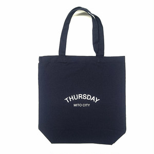 THURSDAY - ARCH TOTE BAG (Navy)