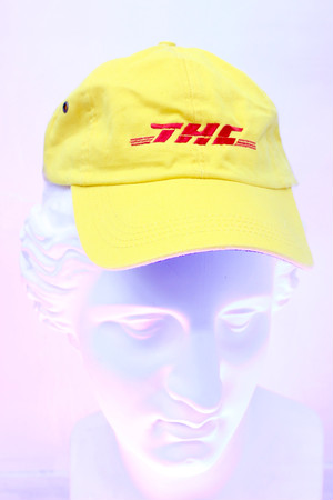 【MaryJanenite】THC HAT