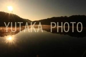 写真(湖面のリフレクション)