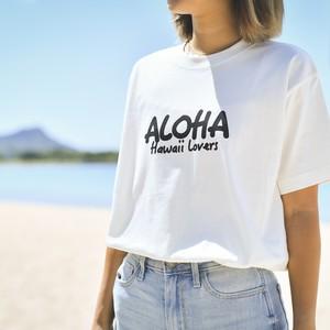 グラフィックTシャツ【ALOHA】