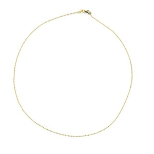 【GF1-14】20inch gold filled chain necklace